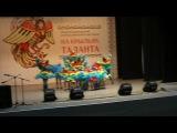 Международный конкурс в г.Чебоксарах Эстрадный танец