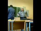 Преподаватель о холокосте на занятиях по теоретической механике